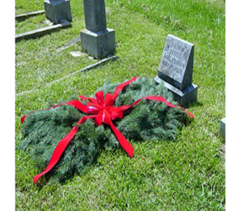Grave Blanket in Indianapolis IN, George Thomas Florist
