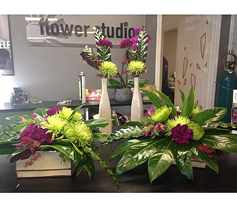 Signature Designs in Kelowna BC, Enterprise Flower Studio