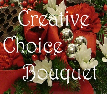 Creative Choice Bouquet in Herndon VA, Herndon Florist, Inc