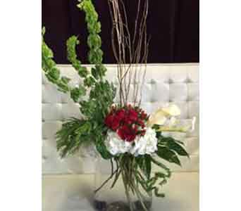 Holiday Spirit in Rogers AR, Shirley's Flower Studio