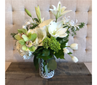 Queen Street Luxury in Charleston SC, Tiger Lily Florist Inc.