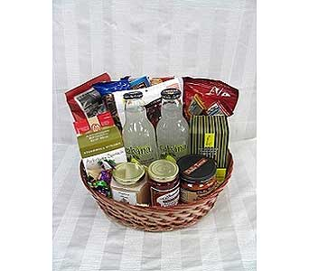 Gourmet Basket in Brandon MB, Carolyn's Floral Designs