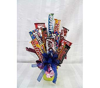 CANDY BOUQUET in Brandon MB, Carolyn's Floral Designs