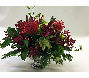 Winter Protea in Victoria BC, Fine Floral Designs