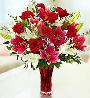 Forever Yours Bouquet in Round Rock TX, Heart & Home Flowers