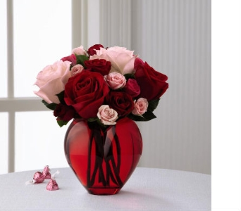 FTD� My Heart to Yours� Rose Bouquet in Bristol TN, Pippin Florist