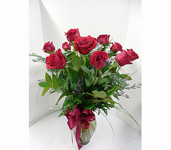 Deluxe Roses in Geneva NY, Don's Own Flower Shop