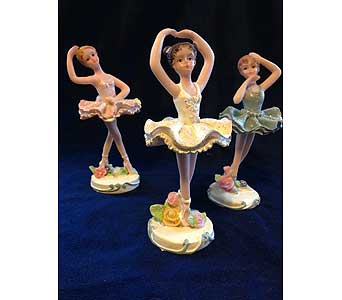 Dancing Ballerina in Fayetteville GA, Our Father's House Florist & Gifts