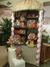 Our Candy Display in Crown Point IN, Debbie's Designs
