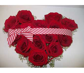 Rose Heart in Fairfax VA, Exotica Florist, Inc.