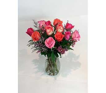 Roses - Novelty Color Assortment in Ferndale MI, Blumz...by JRDesigns
