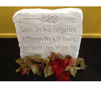 Gone Yet Not Forgotten in Bellefontaine OH, A New Leaf Florist, Inc.
