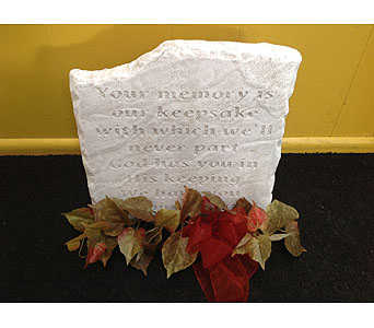 Your Memory is our Keepsake in Bellefontaine OH, A New Leaf Florist, Inc.