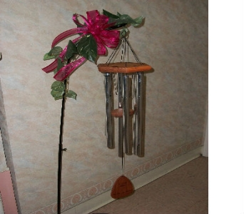 Windchimes in Canonsburg PA, Malone's Flower Shop