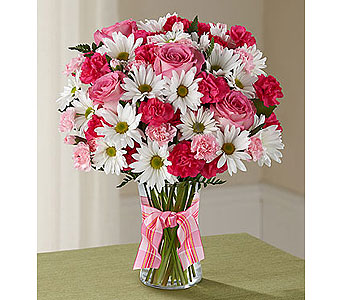 The Sweet Surprises� Bouquet by FTD� in Grand Rapids MI, Rose Bowl Floral & Gifts