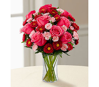 The Precious Heart� Bouquet by FTD� in Grand Rapids MI, Rose Bowl Floral & Gifts