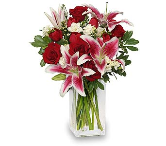 V Day in Mooresville NC, All Occasions Florist & Boutique