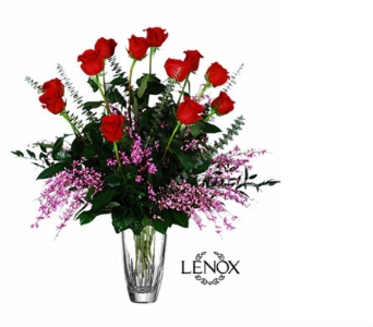 Lenox Roses in Hollywood FL, Al's Florist & Gifts