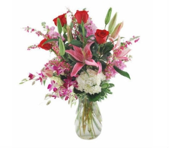 Fragrant & Lovely in Hollywood FL, Al's Florist & Gifts