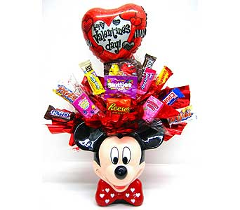 Mickey Mouse Love in Oklahoma City OK, Array of Flowers & Gifts