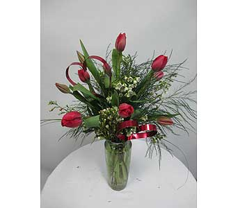 Divine Tulips in Beaumont TX, Blooms by Claybar Floral