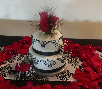 Cake in Gautier MS, Flower Patch Florist & Gifts
