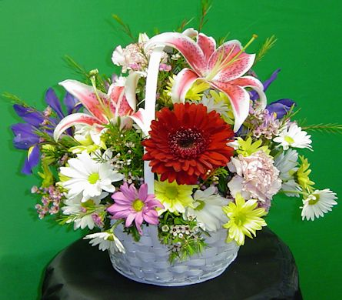 The Heart Warmer Bouquet in Canton PA, Stulls Flowers