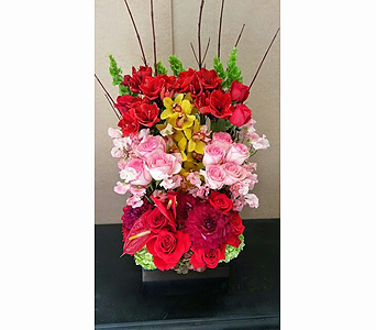 Romantic Love in Las Vegas-Summerlin NV, Desert Rose Florist