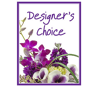 Designer's Choice in Juneau AK, Miss Scarlett's Flowers