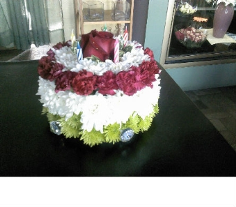 Take the Cake in Revere MA, Flower Gallery