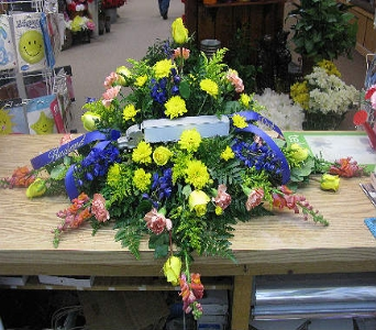 Truckers Tribute in Atlantic IA, Aunt B's Floral