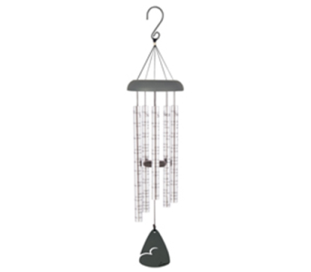 Carson 30 in. Sonnet Always Near Wind Chime in Indianapolis IN, George Thomas Florist