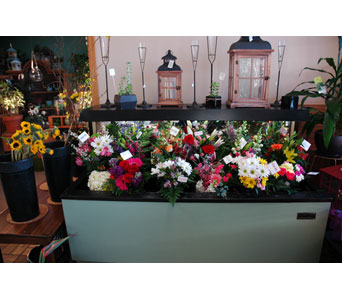 BUNCHES in Northfield MN, Forget-Me-Not Florist