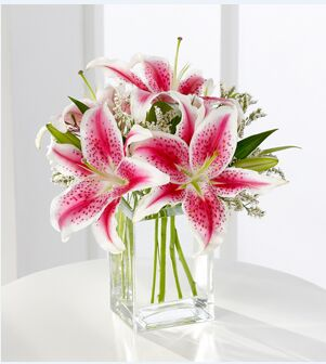 THE FTD� PINK LILY BOUQUET in Ottawa ON, Ottawa Kennedy Flower Shop