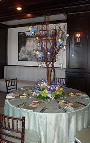 Manzanita Tree Centerpiece in Stuart FL, Harbour Bay Florist