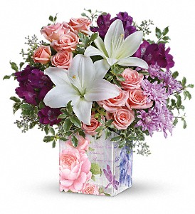 Teleflora's Grand Garden Bouquet in Belford NJ, Flower Power Florist & Gifts