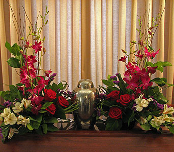 Orchid & Roses in Richboro PA, Fireside Flowers