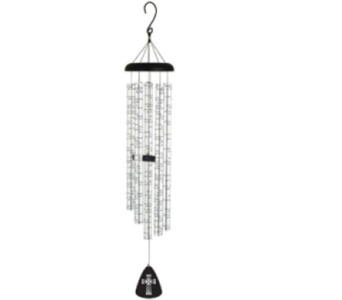 Carson 55 in. Sonnet The Broken Chain Wind Chime in Indianapolis IN, George Thomas Florist