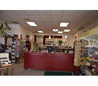 Store Gallery in Barrie ON, The Flower Place