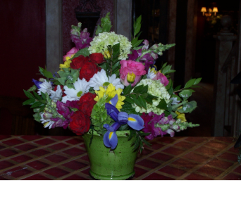 Fresh Arrangment in Quitman TX, Quitman Flower Shop