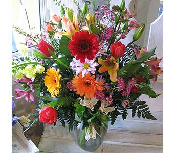 Custom---Flemish Floral in San Antonio TX, Allen's Flowers & Gifts