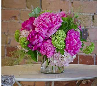 Custom---Peonies in San Antonio TX, Allen's Flowers & Gifts