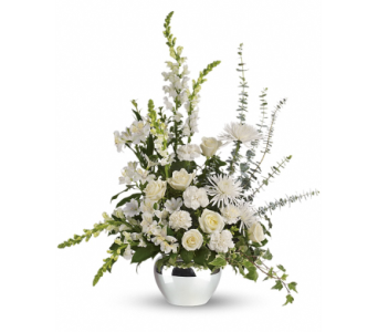 Serene Reflections Bouquet in Clearwater FL, Hassell Florist