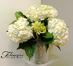 Spring Hydrangeas in Round Rock TX, Heart & Home Flowers