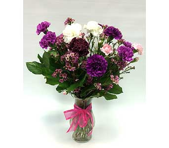 Mixed Carnations in Belleville ON, Live, Love and Laugh Flowers, Antiques and Gifts