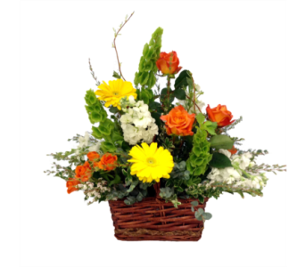 Spring Basket in Stuart FL, Harbour Bay Florist