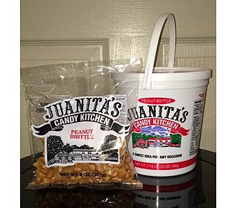 Juanita's Candy Kitchen in Conway AR, Conways Classic Touch