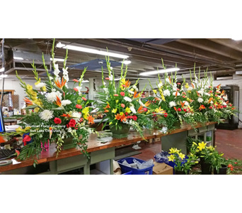 Huddart Floral Company is blooming! in Salt Lake City UT, Huddart Floral