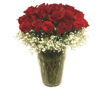 3 Dozen Rose Elegance by Country Greenery in Moorhead MN, Country Greenery