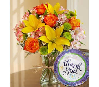 Fields of Europe™ Thank You dans Watertown CT, Agnew Florist